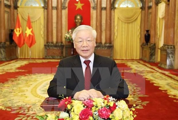 Les dirigeants vietnamiens enverront des messages a la 75e session de l'AG des Nations Unies hinh anh 1