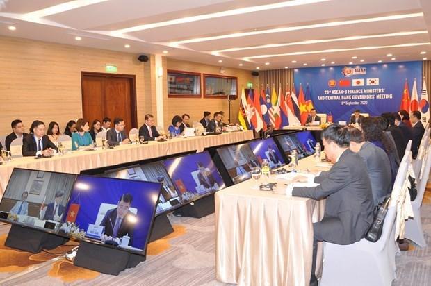 L'AFMGM+3 recherche des mesures pour stimuler la croissance regionale hinh anh 1