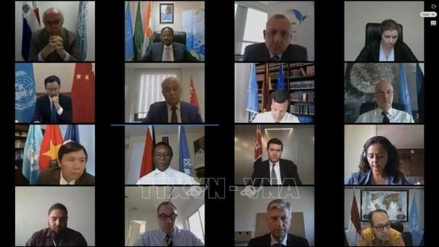 Conseil de securite : session sur le changement climatique et la degradation de l'environnement hinh anh 1