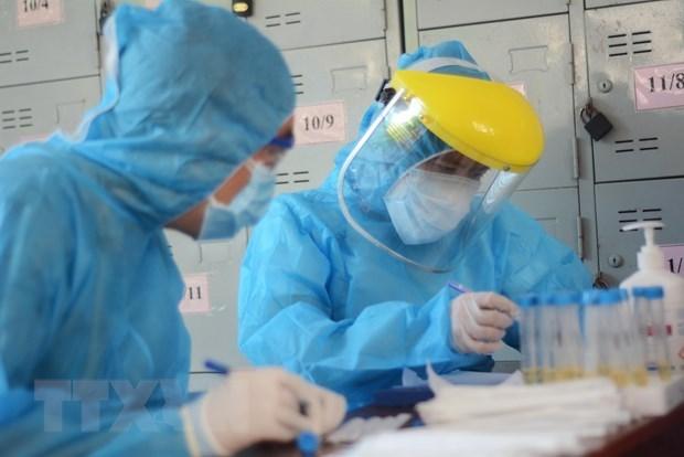 Coronavirus : deux nouveaux cas importes, un autre patient gueri hinh anh 1