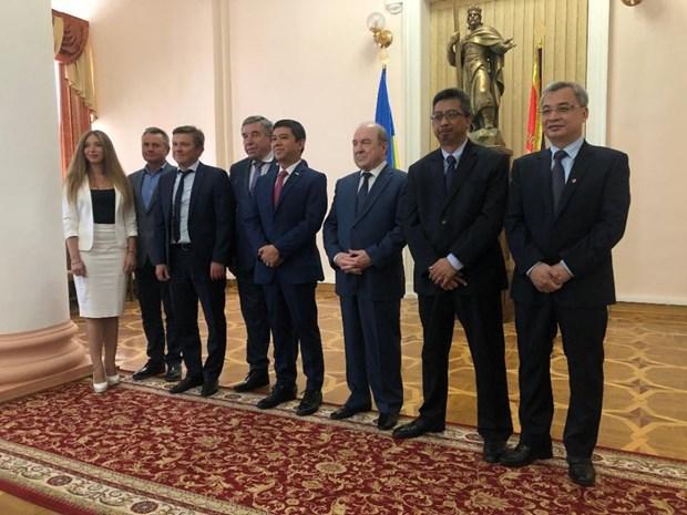 Un centre de l'ASEAN verra le jour a Kiev hinh anh 1