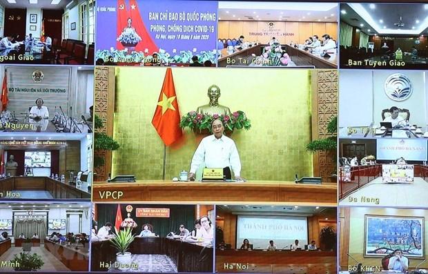 "Le Vietnam reprendra plus de vols internationaux de maniere ""controlee"" hinh anh 1"