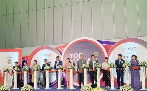 Ouverture du Salon des meilleures marques de Thailande a Ho Chi Minh-Ville hinh anh 1