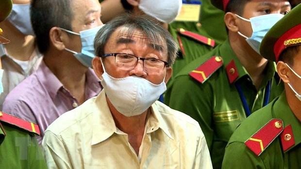 Ho Chi Minh-Ville : Poursuite en justice de terroristes hinh anh 1