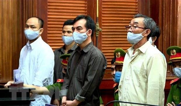 La justice inflige des peines severes aux terroristes hinh anh 1