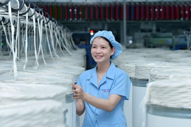 Le textile et les chaussures en cuir accueillent des capitaux taiwanais hinh anh 1