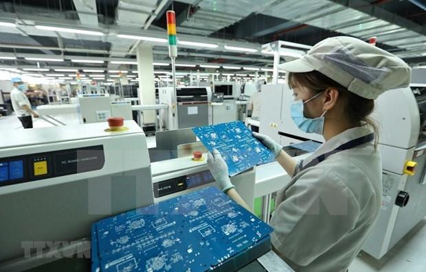 Vietnam et Inde cooperent dans les chaines d'approvisionnement post-pandemique hinh anh 1