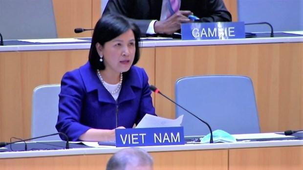 Le Vietnam participe a la 61e serie de reunions des assemblees de l'OMPI hinh anh 1
