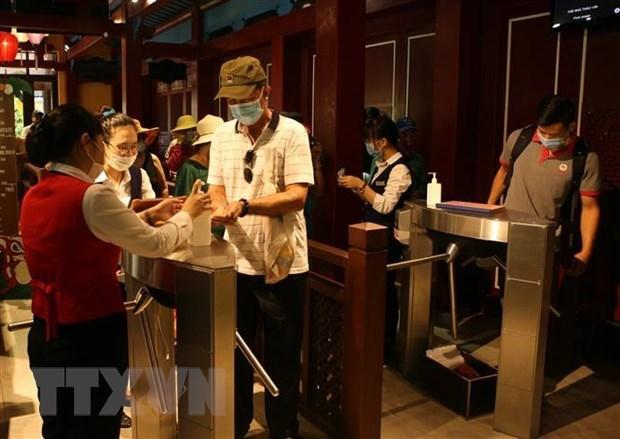 Coronavirus: le Vietnam ne rapporte aucun nouveau cas local en 22 jours hinh anh 1
