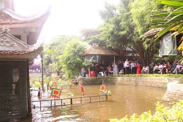Le village de marionnettes sur l'eau de Dong Ngu cultive ses manies hinh anh 2