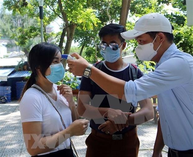 Coronavirus: le Vietnam enregistre cinq nouveaux cas exogenes hinh anh 1