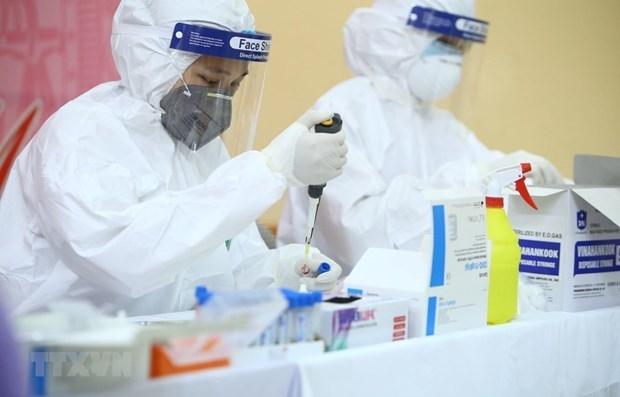 Coronavirus : le Vietnam ne rapporte aucun nouveau cas local a la 25e journee hinh anh 1