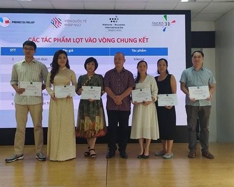 Film : le 2e concours du court metrage numerique en format vertical couronne de succes hinh anh 2