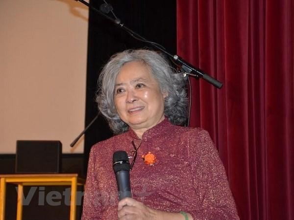 Le tribunal francais ouvrira le proces de Mme Tran To Nga le 12 octobre hinh anh 1