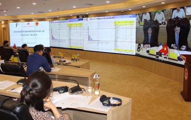 Promotion de l'attraction des investissements francais au Vietnam post-COVID-19 hinh anh 1