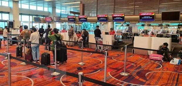 Coronavirus : plus de 350 citoyens vietnamiens rapatries du Japon hinh anh 1