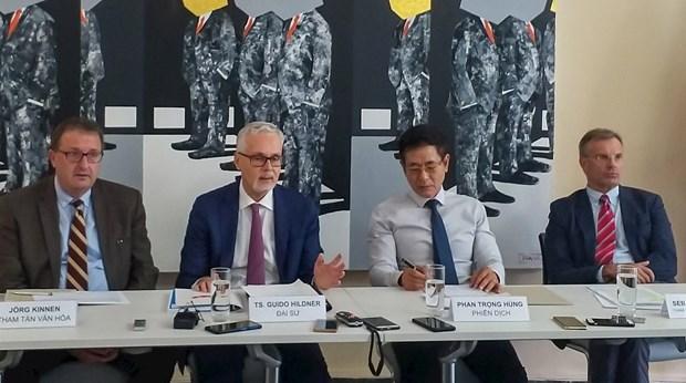 Les relations Allemagne-Vietnam ne cessent de se developper hinh anh 1