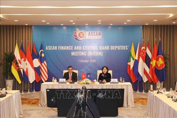 L'ASEAN discute de la cooperation financiere et bancaire hinh anh 1