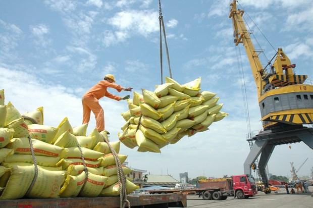 Les exportations de Hanoi repartent doucement en neuf mois hinh anh 1