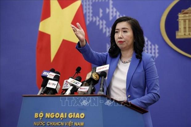 Mer Orientale : la position du Vietnam reste immuable hinh anh 1