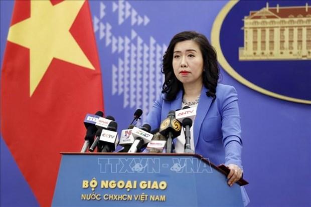 Le Vietnam s'inquiete des conflits au Karabakh hinh anh 1