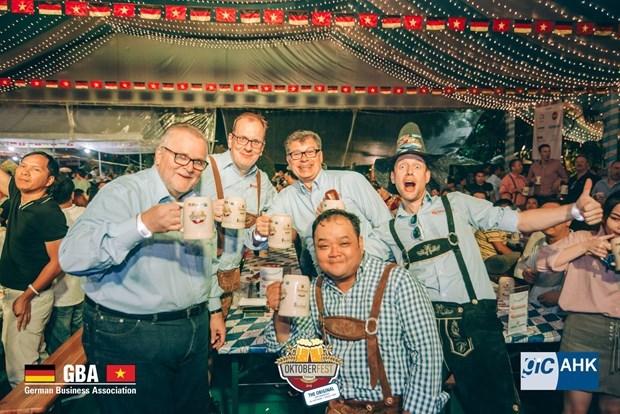 Ouverture du Festival allemand Kulturfest 2020 hinh anh 1