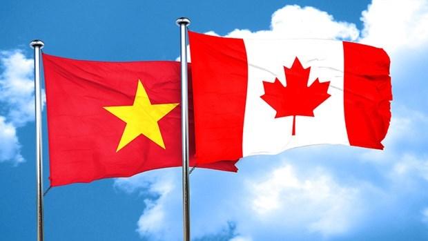 Webinaire sur les relations commerciales entre le Canada et le Vietnam hinh anh 1