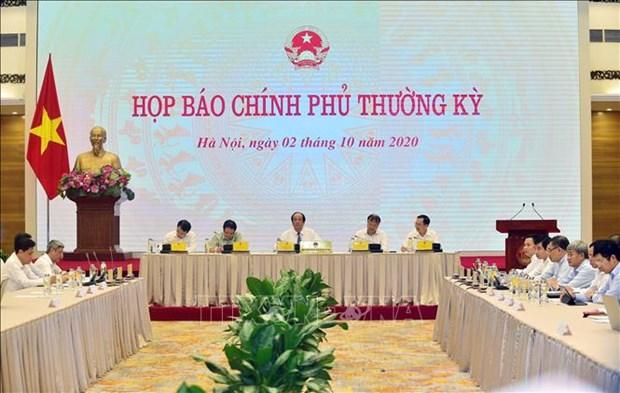 Le gouvernement est determine a realiser une croissance du PIB de 2,5 a 3% cette annee hinh anh 1