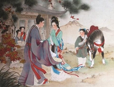 Le libre choix de deux amoureux chante par Nguyen Du hinh anh 1