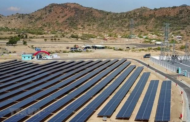 Le thailandais WHAUP veut acquerir trois fermes solaires au Vietnam hinh anh 1
