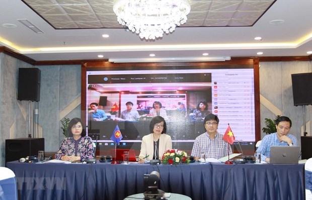 Promotion du travail social au sein de l'ASEAN hinh anh 1
