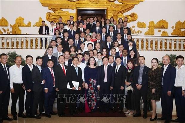Le Vietnam promeut la cooperation economique avec l'ASEAN hinh anh 1