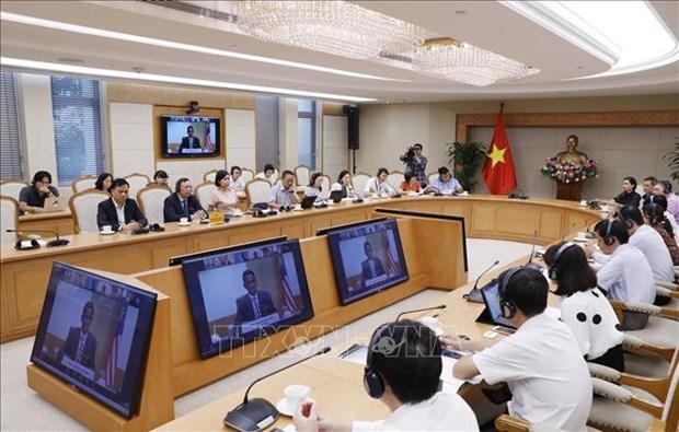 6e conference du reseau de bonnes pratiques reglementaires ASEAN-OCDE hinh anh 1