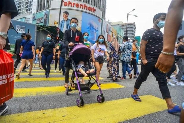 Malaisie : le nombre d'infections au COVID-19 en forte hausse hinh anh 1