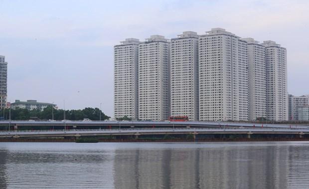 Hanoi reduit la congestion a Linh Dam par des ponts lacustres hinh anh 2