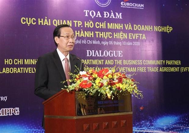 EVFTA : les Douanes de Ho Chi Minh-Ville accompagnent les entreprises hinh anh 1
