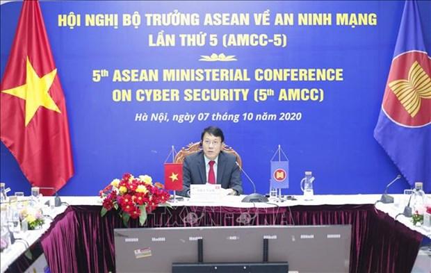 Le Vietnam participe activement a la cooperation regionale pour assurer la cybersecurite hinh anh 1