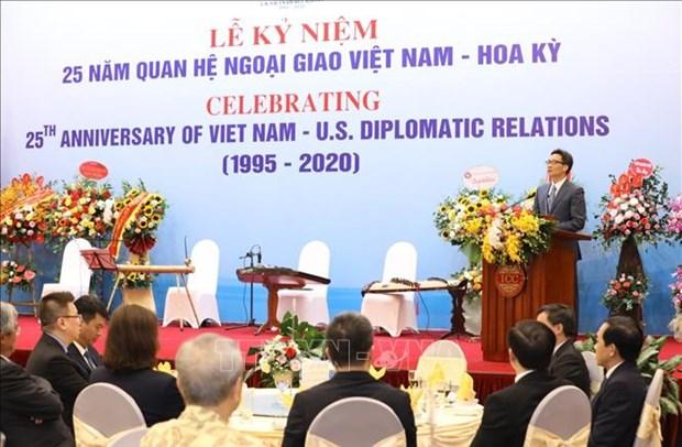 Approfondissement du partenariat integral Vietnam-Etats-Unis hinh anh 1
