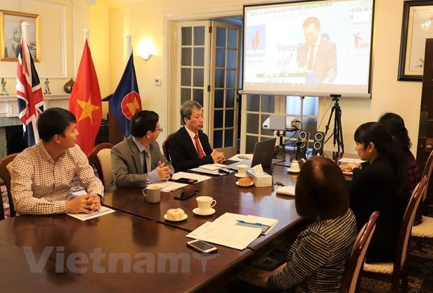 Les liens economiques Vietnam-Royaume-Uni promis a un bel avenir hinh anh 2