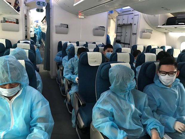 Le Vietnam enregistre un nouveau cas exogene de coronavirus hinh anh 1