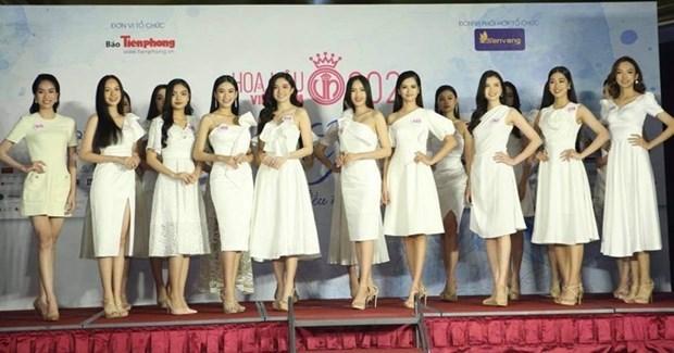 Hanoi accueillera la demi-finale de Miss Vietnam 2020 hinh anh 1