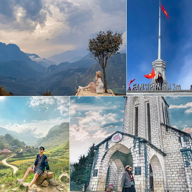 Quatre bourgs du Nord-Ouest qui seduisent les touristes hinh anh 2