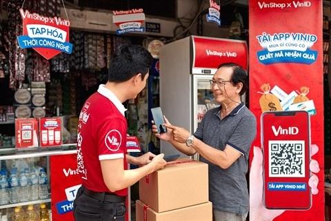 VinShop, premier modele de vente au detail de type B2B2C au Vietnam hinh anh 1
