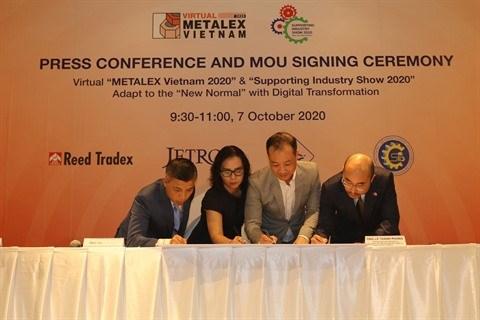 Le salon Metalex Vietnam 2020 aura bien lieu en ligne hinh anh 2