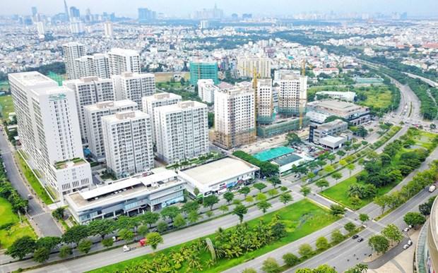 L'immobilier au Vietnam etablira un nouveau sommet hinh anh 1