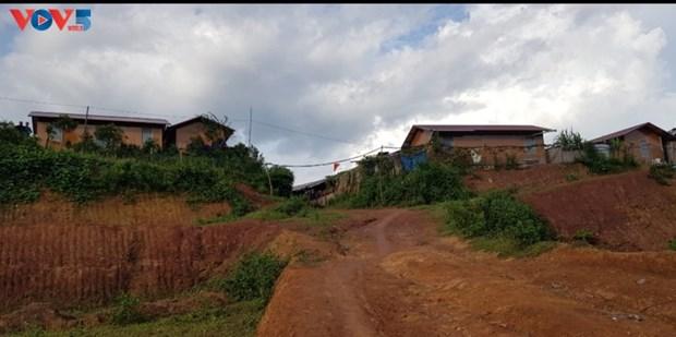 A Dien Bien, le village de Muong Nhe 2 fait peau neuve hinh anh 1