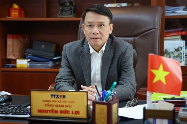 L'Agence d'information de liberation, «unique» dans l'histoire de la presse mondiale hinh anh 1