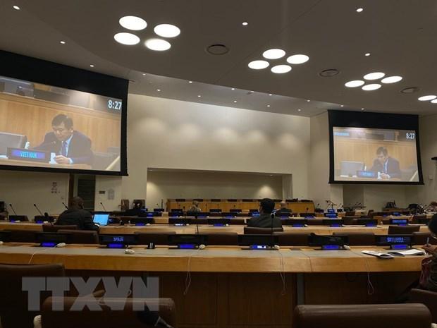 L'ASEAN soutient les efforts de lutte contre le desarmement des armes de destruction hinh anh 1