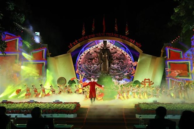Celebration du 1010e anniversaire de Thang Long-Hanoi hinh anh 1