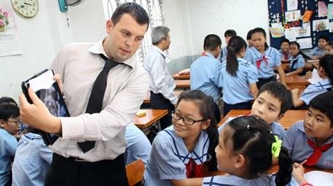 L'education et la formation seduisent les investissements etrangers hinh anh 1